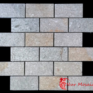 Mosaic marble brick